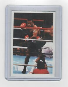A QUESTION OF SPORT 1987 - MIKE TYSON - RC - ROOKIE CARD