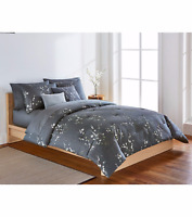 New QUEEN Set 3pcs Calvin Klein Home Duvet Cover + 2 pillow shams PYRUS DUSK