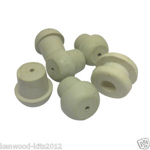 Kenwood Chef & Major A700, 700A, 700B & 700D Rubber Feet With Cable Grommet.