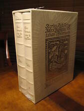 Easton Press HANS CHRISTIAN ANDERSEN'S FAIRY TALES SEALED Deluxe Limited Edition
