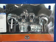 Harley Davidson highway pegs engine guard mounting hardware kit touring softail