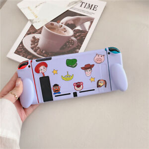 Cute cartoon Toy Story Nintendo Switch Case Skin soft tpu Shell Protective cover