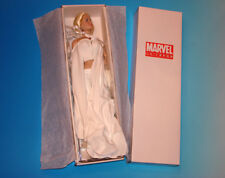 Marvel Emma Frost Tonnor Doll 16-inch Figure Collector's X-Men White Queen New