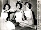 GA116+1960+Wire+Photo+EACH+A+PRETTY+TGIRL+Marilyn+Stalcup%2C+Trudy+Shulkin+Eve+Bly
