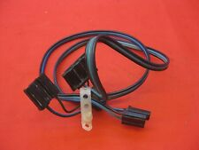 1961-1962 Chevy Impala Belair Biscayne Sedan 2 speed wiper switch harness 1633