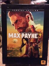 Max Payne 3 - Limited Special Collectors Edition PC (includes game)