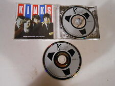 KINKS BBC SESSIONS 1964-1977-TWO CD SET-GERMAN IMPORT-2001-RAY DAVIES