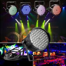 LED RGB Stage Light Club Bar DJ Party DMX Disco Lighting 80/100/120/160/180W UK