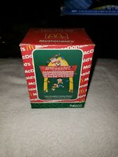 New Listing1990 Enesco McDonalds Christmas Ornament Over One Million Holiday 577553 #2