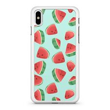 Sweet Luscious Water Melon Slices Pattern Scrumptious Fruit Phone Case Cover
