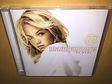 MANDY MOORE (this is us) first CD album SO REAL top 40 hit CANDY walk me home