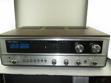 Fisher 432 1975 Silverface STEREO Receiver Amp Tested ~ Awesome