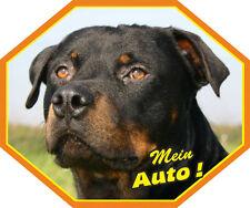 Autoaufkleber Rottweiler - Sticker - Markenqualität