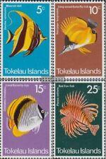 Tokelau 38-41 (complete issue) Volume 1975 completeett unmounted mint / never hi