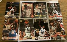 Shaquille O'Neal, Orlando Magic x 12 NBA Basketball cards w/ Rookie, Mourning.