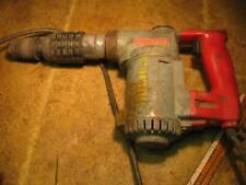 Hilti Te17 Hammer Drill Not Working