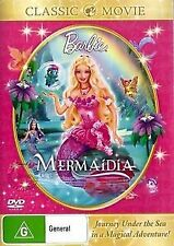 Barbie Fairytopia: MERMAIDIA : brand new sealed  DVD  t79