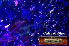M00178 MOREZMORE Angelina Fantasy Film CALYPSO BLUE Heat Bondable 10' T20