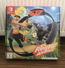 Ring Fit Adventure (Nintendo Switch, 2019) Brand New and Sealed
