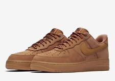 Nike Air Force 1 '07 WB - Flax/Wheat-Gum - UK 13 US 14 EU 48.5 - (CJ9179 200)