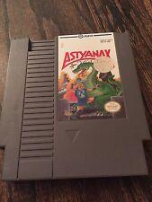 Astyanax (Nintendo Entertainment System, 1990) NES Cart NE3