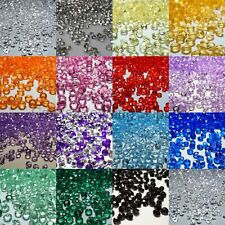 Wedding Crystal Table Scatters 4.5mm Decorations Acrylic Diamond Confetti