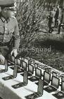 WW2 Picture Photo German Award Ceremony Iron Cross 3294