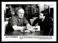 4 Original Pressefotos Die Kammer mit Gene Hackman ## G 11466