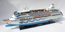 "32"" Aida Vita Handmade Cruise Ship Model"