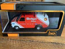 IXO 1:43 Ford Transit MKII Van Rally Assistance Belga #2 1979 Droogmans RAC271X