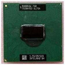 Procesador CPU Intel M 740 SL7SA 1.73 Ghz 2M 533 Mhz