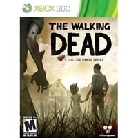 The Walking Dead For Xbox 360 Very Good 1E