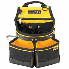 DeWalt DWST80907-8 After DWST1-75650 Nail Pouch Heavy Duty Tool Belt Organizers