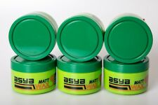 Asya Forming Cream matt Wax 3 X 100ml