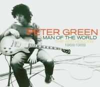 PETER GREEN - MAN OF THE WORLD-ANTH.68-88 2 CD NEW!