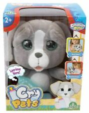 Emotion Pets Cry Pets Single Puppy Soft Toy Kids' Play Figures Gifts for Kids