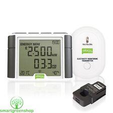 Efergy elite 4.0 sans fil home energy monitor électricité saving smart meter