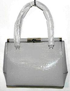 Kate Spade Knightsbridge Contstance Croc Embossed Leather Tote Bag - $698