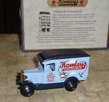 LLEDO - DAYS GONE - 1934 CHEVROLET VAN  - HAMLEY'S TOYSHOP - MINT & BOXED