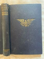 """1959 HC """"The Lively Lady"""" by Kenneth Roberts historical fiction War of 1812"""
