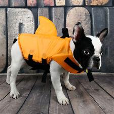 Pet Dog Life Jacket Puppy Preserver XS-XXL Swimwear Vest Safety  Swimming