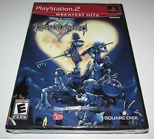 Kingdom Hearts for Playstation 2 RPG Brand New, Factory Sealed!