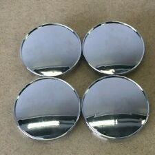 4 X FOX COMMERCIAL VIPER ALLOY WHEEL CENTRE CAPS ONLY (68MM)