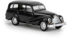 """EMW 350, """" FAMILIARE """" Nero, H0 modello auto 1:87, BREKINA 27350"""