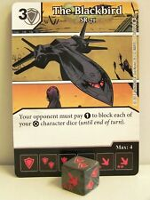 Dice Masters - 2x #036 The Blackbird sr-71 - X-Men First Class