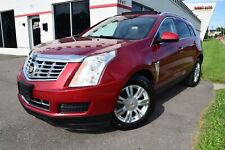 2013 Cadillac Srx Luxury Collection Fwd 3.6L Remote Start Pano