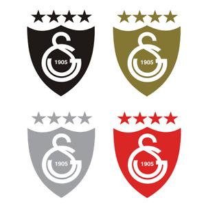 Autoaufkleber Galatasaray Logo Ultraslan Aufkleber Türkiye Istanbul Tugra Türkei