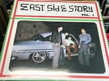 EAST SIDE STORY VOL 1 LP HOMIES RARE OLDIES VINYL EAST SIDE STORY LP TEEN ANGELS