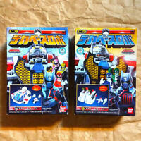 Mini Pla Special Search Squadron Deca Ranger Base Robo