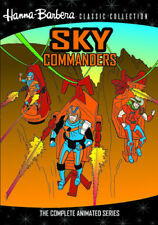 Sky Commanders: The Complete Animated Series [New DVD] Manufactured On Demand,